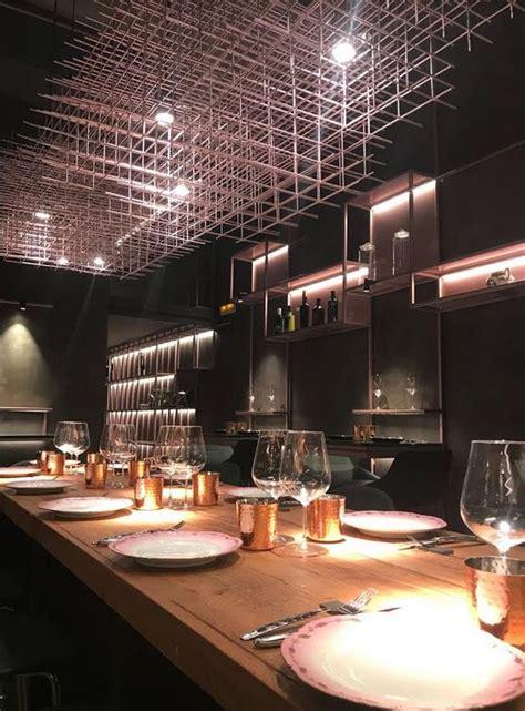 como iluminar  restaurante moderno avanluce