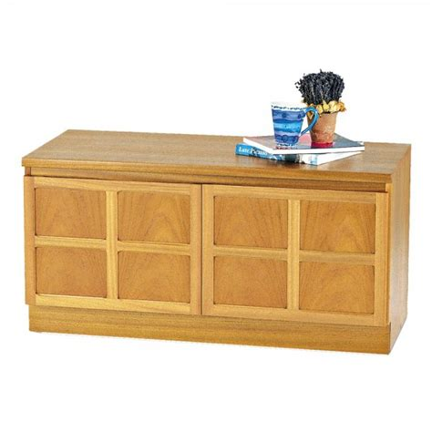Nathan Classic Double Low Storage Unit At The Best Prices