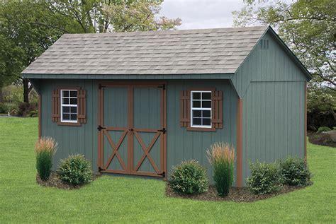Quaker Shed   Cedar Craft Storage Solutions