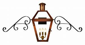 Georgetown Gas Or Electric Copper Lantern The