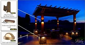 Led light design cool low voltage landscape lighting