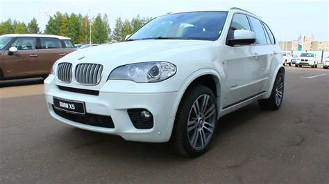 Bmw X5 M Picture by 2012 Bmw X5 M Sport Package Start Up Engine And In
