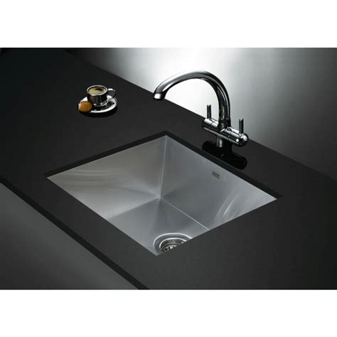 buy stainless steel kitchen sink undermount topmount stainless steel sink 44 x 44cm buy 8016