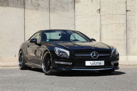 Mercedes Sl65 by Official 700hp Vath Mercedes Amg Sl 65 Gtspirit