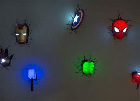 the avengers superhero 3d deco lights home design and