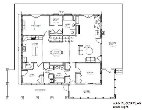 eco farmhouse plan