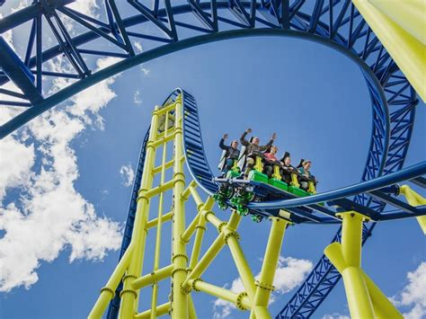 What Are Some New Thrill Rides? Here`s A List - Premium ...