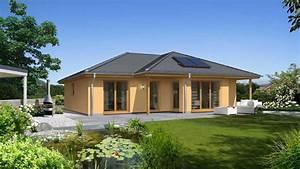 Bungalow Mit Garage Bauen : der bungalow 128 grundriss erdgeschoss mit ~ Lizthompson.info Haus und Dekorationen