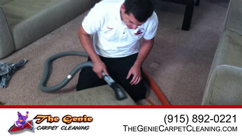 The Genie Carpet Cleaning Service Bell Twist Carpet Reviews How To Remove Cranberry Juice Stains On Do You Steam Clean Carpets Karcher Cleaner Hand Tool Cheap Salisbury Uk Crusader Red Carwash Bismarck Hours Diy Stairs