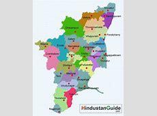 Download Tamilnadu map – 2019 Printable calendar posters