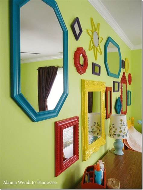 1000+ Ideas About Mirror Gallery Wall On Pinterest Wall