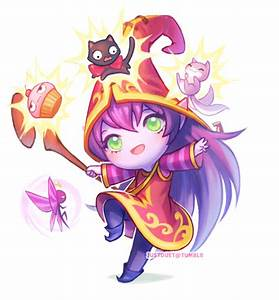 Lulu (League of Legends), Fanart - Zerochan Anime Image Board