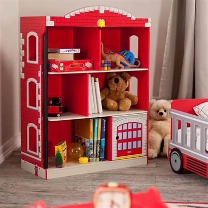 Shelves Bookcase Bookcases Bookshelf Cool Bookshelves Firehouse