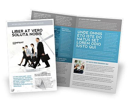 Career Brochure Template by Career Opportunities Brochure Template Design And Layout
