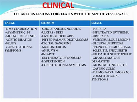 cutaneous vasculitis