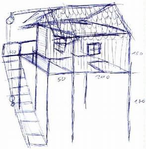 Stelzen Selber Bauen : wie bekommt ein baumhaus stelzen grundidee ~ Lizthompson.info Haus und Dekorationen