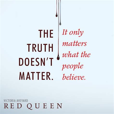 12 Ominous Quotes from RED QUEEN by Victoria Aveyard ...