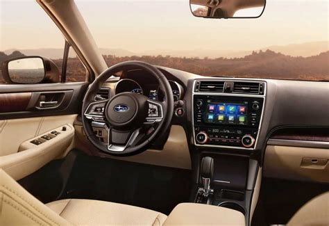subaru outback release date price interior redesign