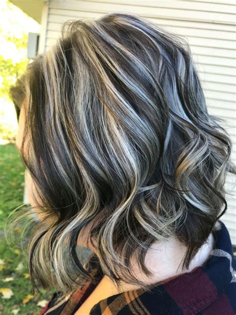 Hairstyle Trends - Top 30 Black Hair with Blonde ...