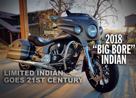 Road Test 2018 Indian Chieftain Limited Review Quick