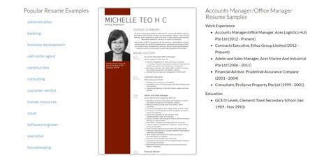 Free Downloadable Resume Maker by 6 Free Resume Builder Tools To Help Rev Your Resume
