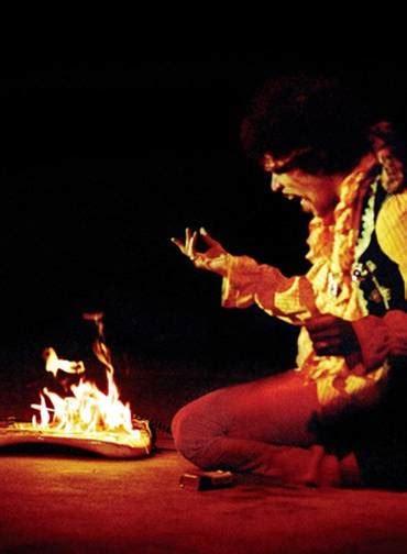 Jimi Hendrix, o mago da guitarra | Acervo