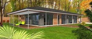 Maison écologique En Kit : clairlande bois constructeur maison gironde 33 maison maison bois maison ossature ~ Dode.kayakingforconservation.com Idées de Décoration