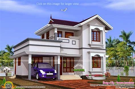 Kerala House Plans With Estimate  Joy Studio Design