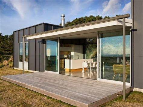 Steelblox modular homes & prefab adu's. Beach House Modular Homes Small Modular Homes, holiday house designs - Treesranch.com