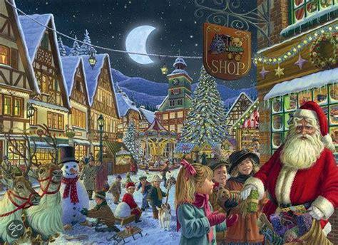 bolcom ravensburger puzzel kerstpret ravensburger speelgoed