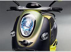 World Premiere MINI Scooter E Concept