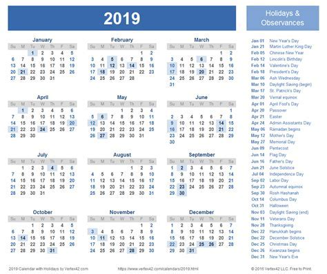 calendar template 2019 2019 calendar templates and images