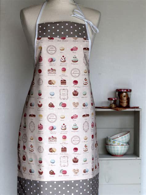 femme en cuisine tablier femme pâtisseries creacoton