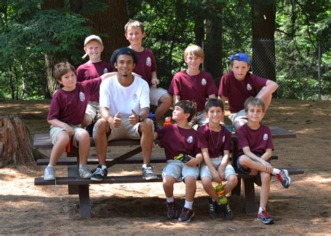 birch rock camp  boys maine summer camps