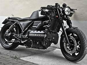 Bmw K 100 Cafe Racer : k100 bobber by chemical garage inazuma caf racer ~ Jslefanu.com Haus und Dekorationen