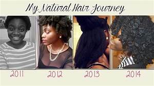My 3 Year Natural Hair Journey YouTube