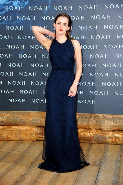 Emma Watson Noah Premiere Berlin