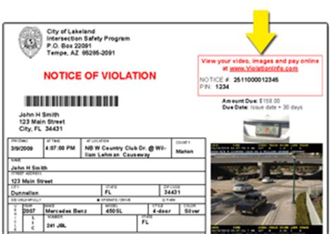 can you contest a red light camera ticket welcome to violationinfo com