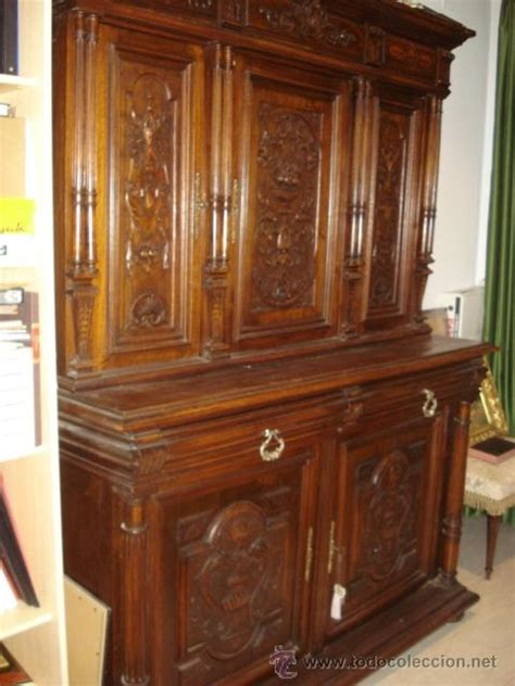 antiguo mueble de comedor aparador alacena ca vendido