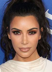 The Secret Behind Kim Kardashian's Perfect Brows | BEAUTY/crew