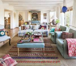 my home interior design eclectic vacation house in spain interior design files