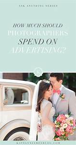 how much should photographers be spending on advertising With how much to spend on wedding photographer