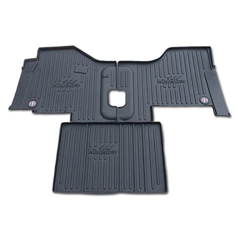 paccar kenworth floor mats heavy truck minimizer