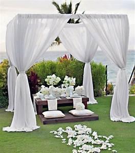 Outdoor Wedding Decor Ideas destination wedding decoratio