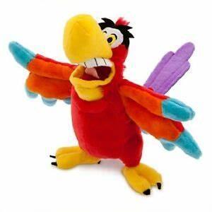 """Disney Aladdin Iago Plush Soft Stuffed Doll Toy 7"""" 18 cm ..."""