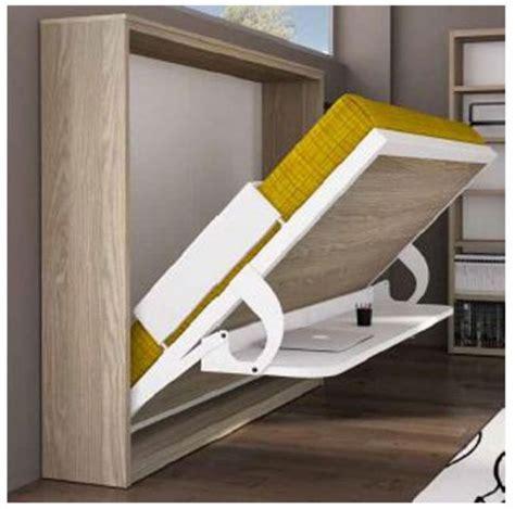 lit escamotable avec bureau armoire lit bureau secret de chambre