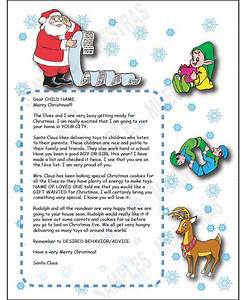 amazing santa letters With amazing santa letters