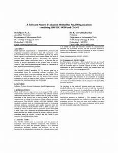 Free 21  Software Evaluation Examples  U0026 Templates