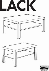 Ikea Lack Side Table Assembly Instructions