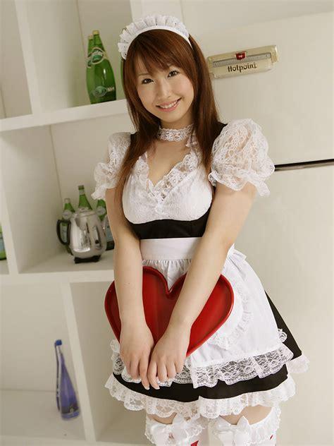 Sexy And Big Tits Japan Maid Ai Sayama
